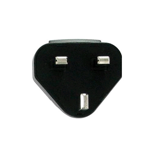 OEM BlackBerry UK Adapter Prong (Black) - ASY-03746-001