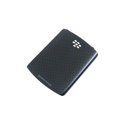 OEM BlackBerry Curve 3G, Curve 8530, 8520 Battery Door / Cover - Black Checker