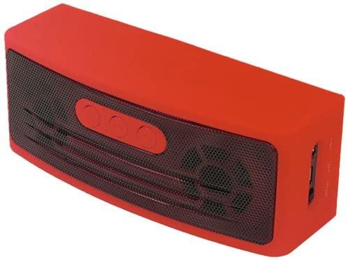 Altec Lansing Soundblade Bluetooth Speaker, Red