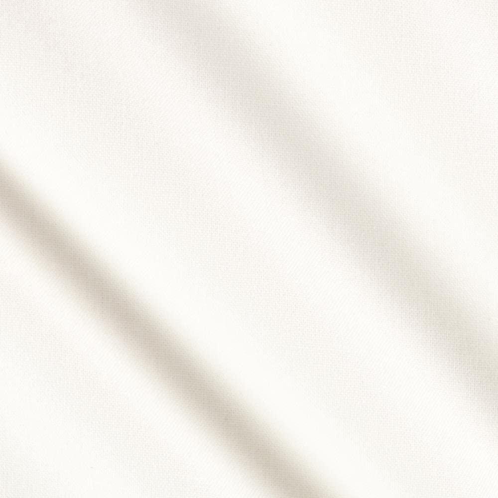 Robert Kaufman Kona Cotton 57in PFD Bleach White Quilt Fabric By The Yard