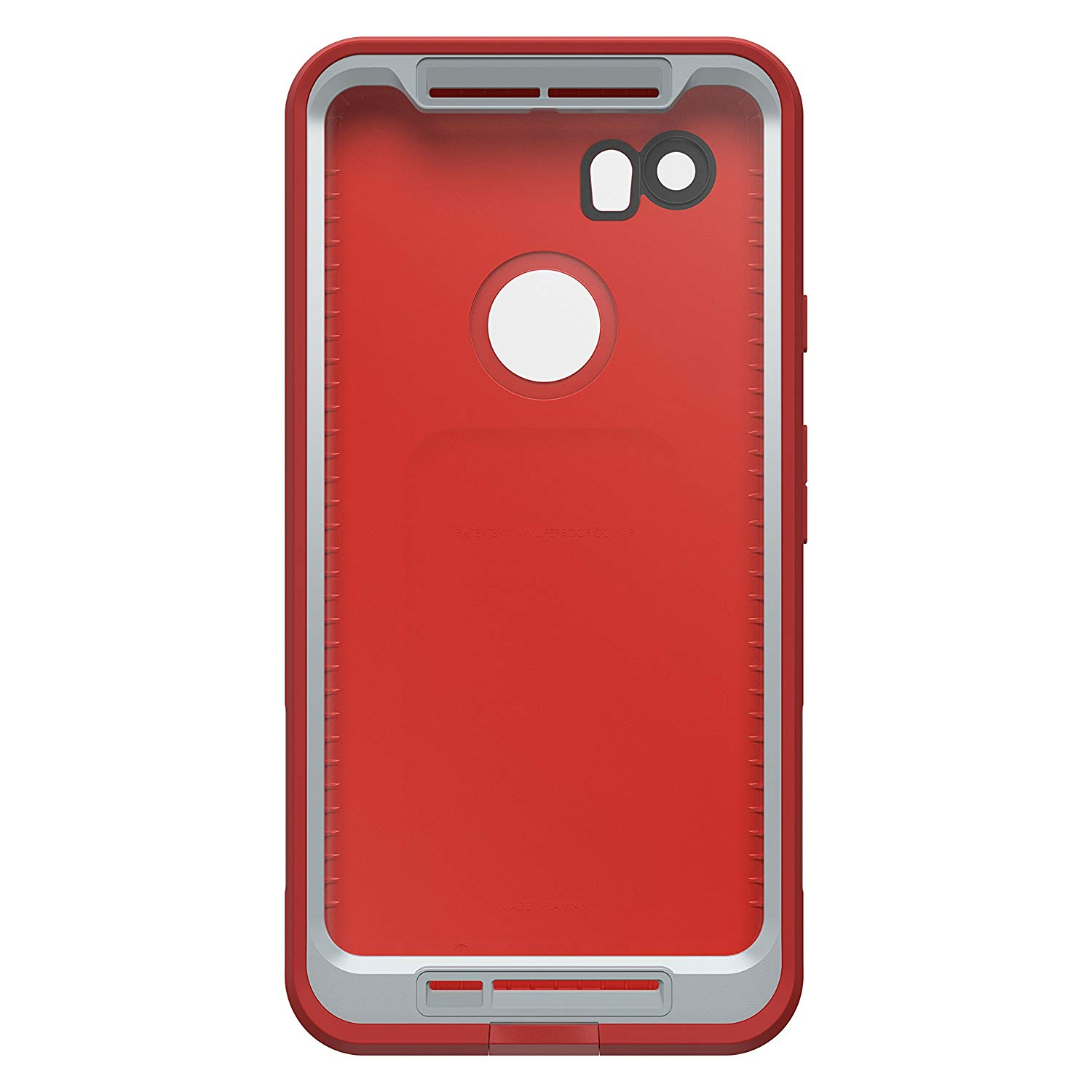 info for bf262 56f32 LifeProof fre Waterproof Case for Google Pixel 2 XL - Fire Run (Cherry  Tomato/Sleet/Molten Lava)