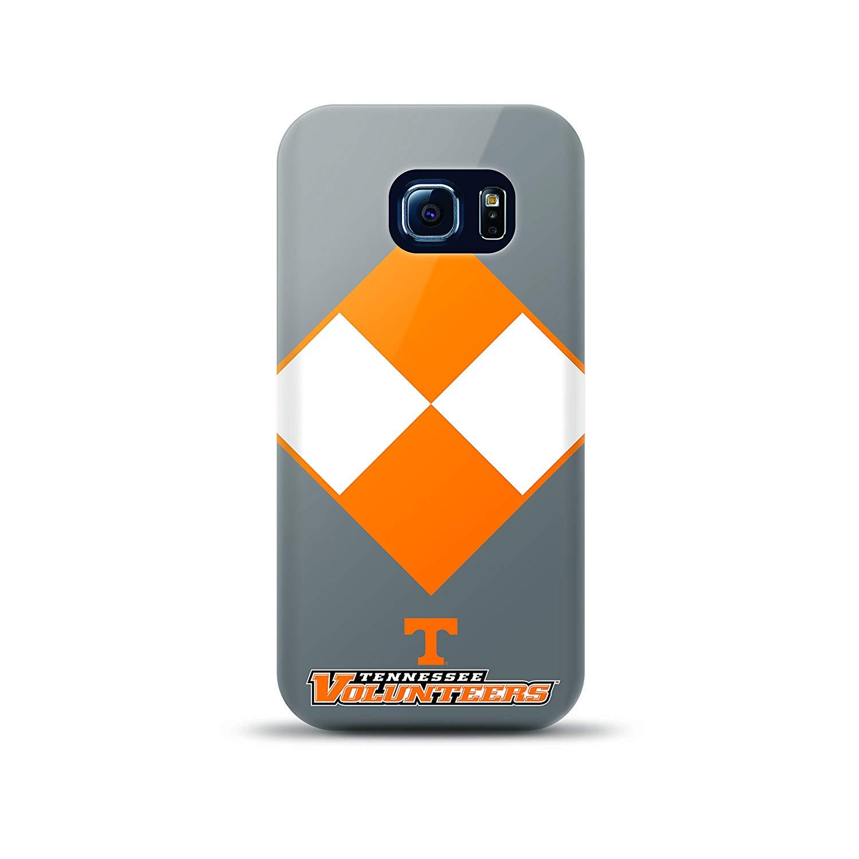 Mizco NCAA Oversized Snapback TPU Case for Galaxy S6 Edge (Tennessee Volunteers)