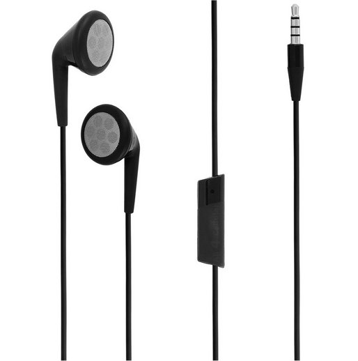 OEM Blackberry 3.5mm Stereo Headset - Universal Headphone with Answer/end Button