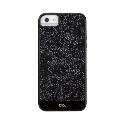 Case-Mate Brilliance Case for Apple iPhone 5/5S/SE - Champagne Black