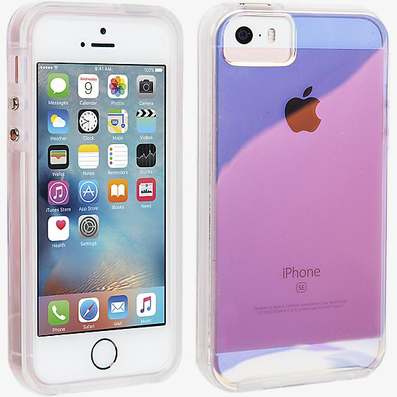 promo code e0f95 8df18 Case-Mate Naked Tough Case for Apple iPhone 5/5S/SE - Iridescent