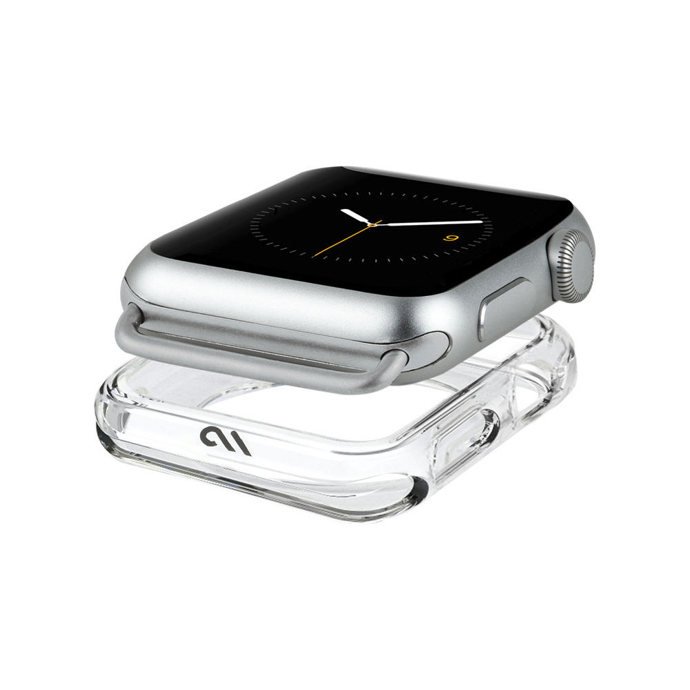 Case-Mate 42-44MM Naked Tough Bumper for the Apple Watch - Clear
