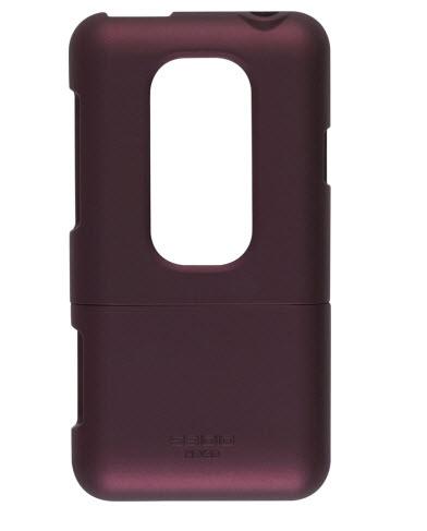 Seidio Innocase II Surface Case For HTC EVO 3D - Burgundy
