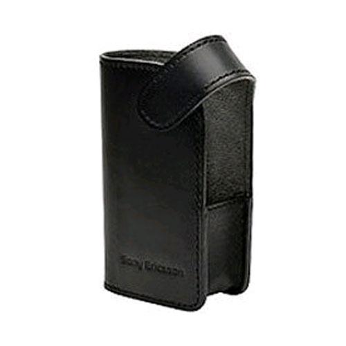Sony Ericsson  ICE-26 Classic Phone Case for Z200, Z600, Z800i, V800i, Z300i, W710 - Black