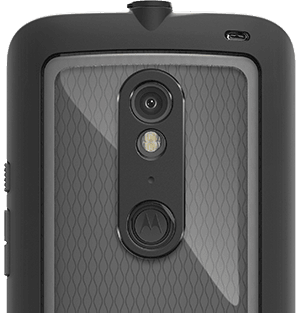 the latest 3238e e6a61 LifeProof Fre WaterProof Case for Motorola Droid Maxx 2 - Black