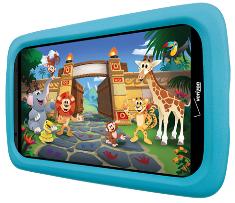 Verizon Ellipsis Case Kid-Friendly Foam Case