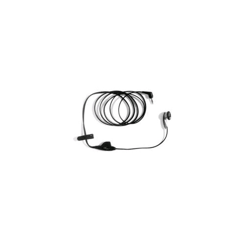 PCD - Universal 2.5mm Cell Phone Earbud Headset - Black