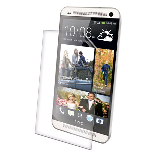 Zagg InvisibleShield Screen Protector for HTC One - (Clear)