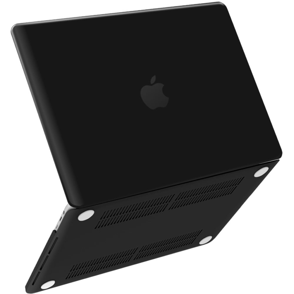 Unlmited Cellular HardShell Case for Apple 15-inch MacBook Pro Touch - Black