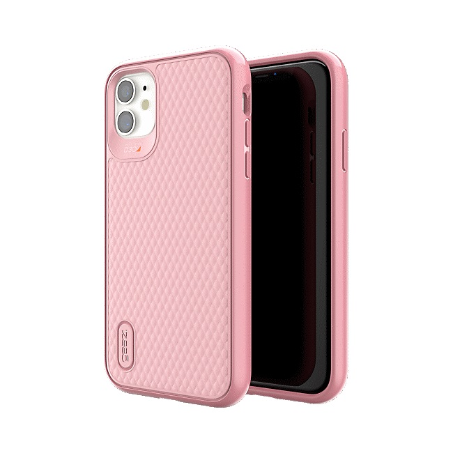 Gear4 Battersea Diamond Case for Apple iPhone 11 - Pink