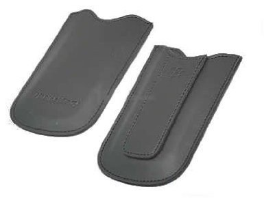 Blackberry Pearl 8100, 8120, 8130 Leather Pocket Case - Black