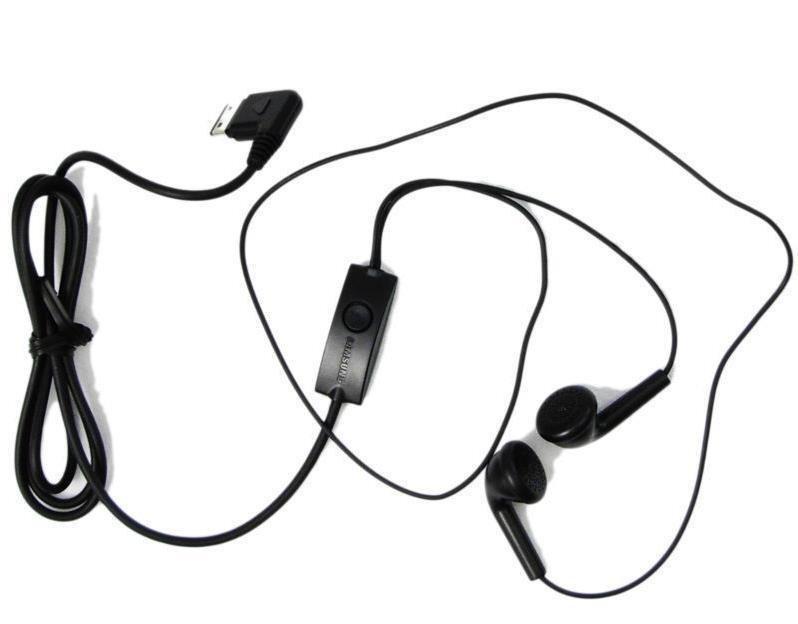 Samsung Headset - Black (GH59-07334A EHS495DOME)