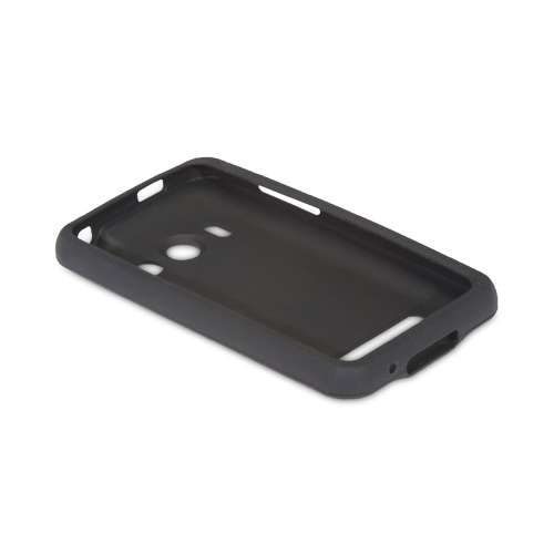 Sprint Silicone Gel Case for HTC EVO 4G - Black