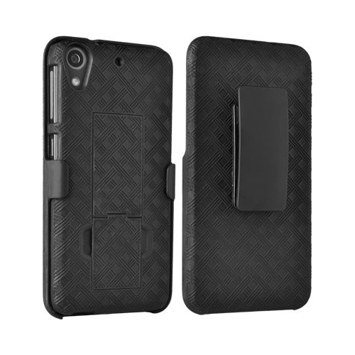 Verizon Shell Holster Combo with Kickstand for HTC Desire 626