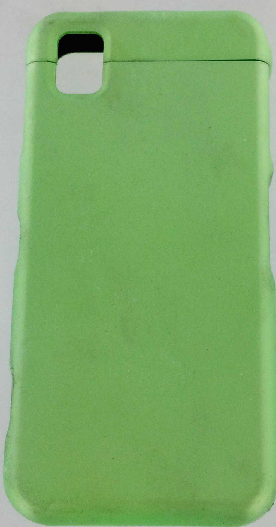 Sprint Snap-On Case for Samsung Instinct M800 - Green