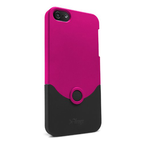 iFrogz Luxe Original Case for Apple iPhone 5 - Pink