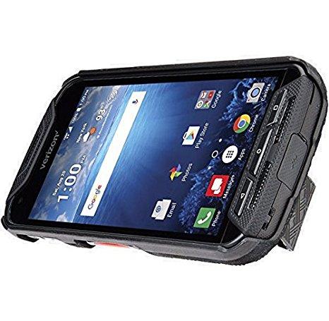 super popular 08f67 98f65 Verizon Kickstand Shell Holster Combo for Kyocera Duraforce PRO E6810 -  Black