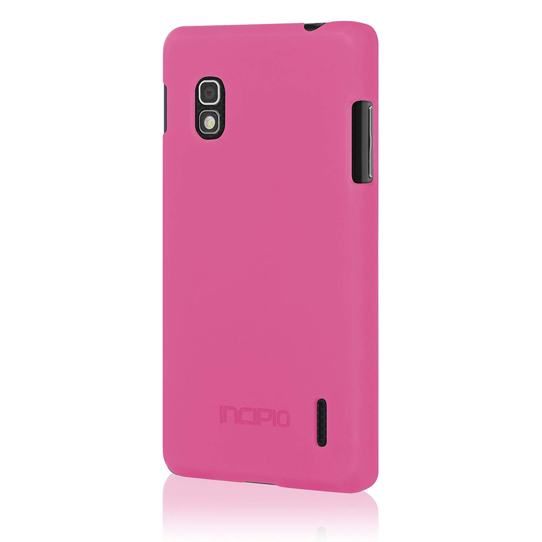 Incipio Feather Case for LG Optimus G - Neon Pink
