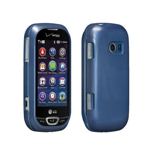 Verizon Snap on Case for LG Extravert 2 VN280 - Blue