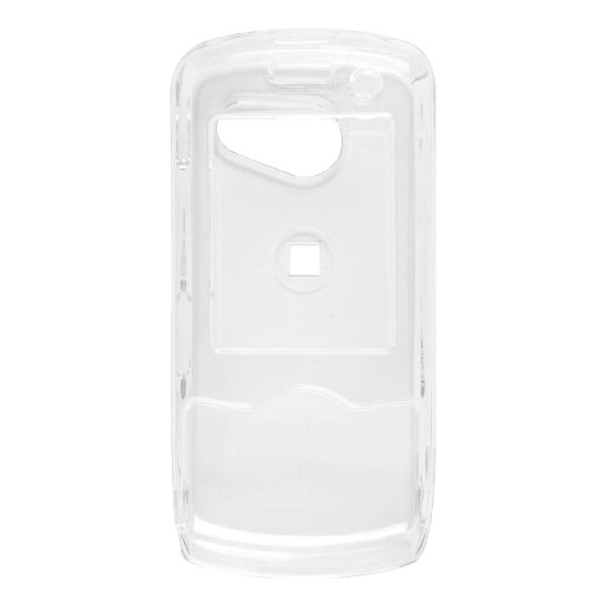 Wireless Solutions Shell Snap-On Case for LG LX370 - Clear