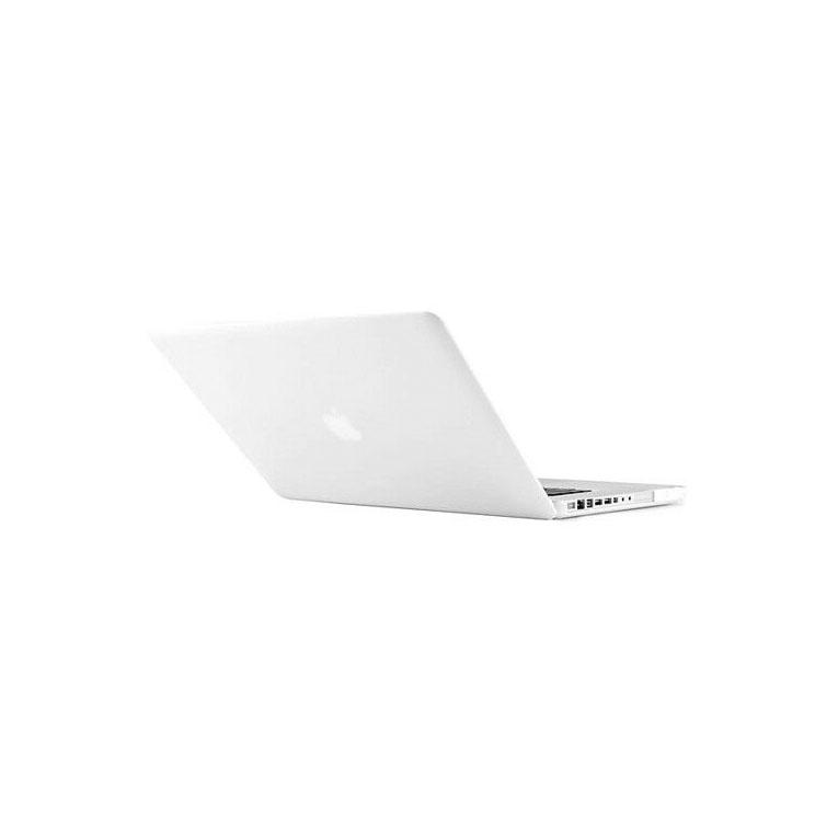 HardShell Case for Apple 15-inch MacBook Unibody - White
