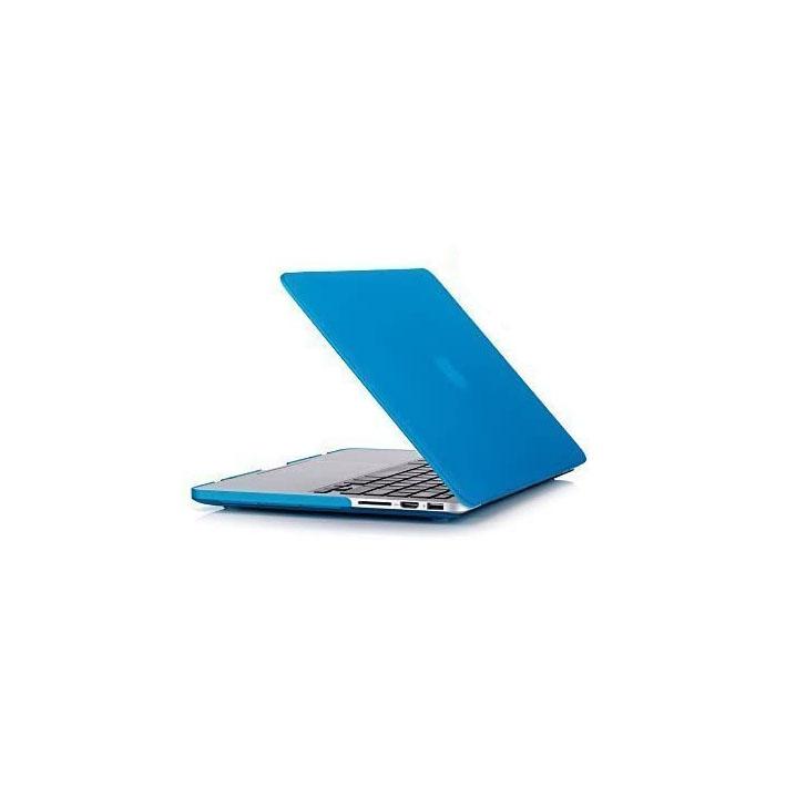 HardShell Case for Apple 15-inch MacBook Unibody - Blue