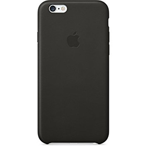 lowest price b0a36 53c74 Original Apple Leather Case for iPhone 6/6S - Black
