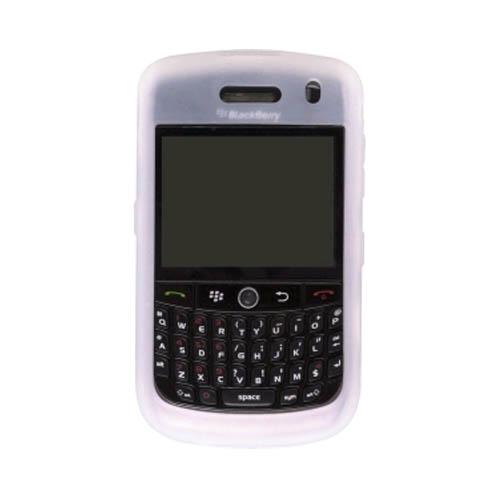 Milante Inc. -  Silicone Skin Case For BlackBerry 9650 and RIM BlackBerry 9630 - White