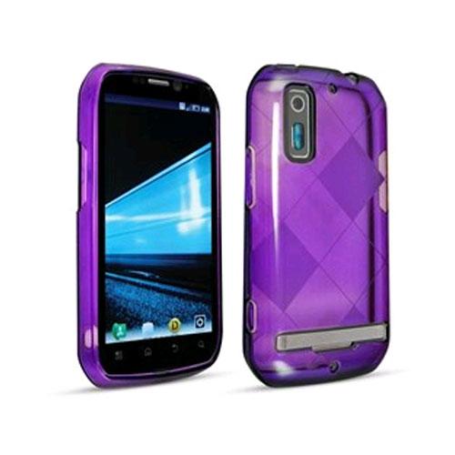 Technocel Slider Skin Case for Motorola Photon 4G - Purple