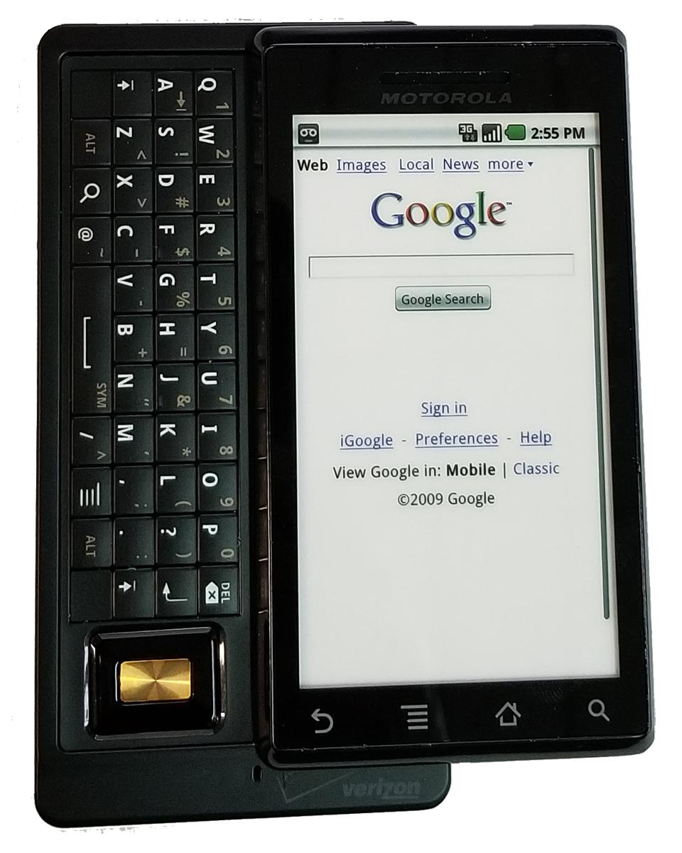 motorola droid a855 replica dummy phone toy phone black rh unlimitedcellular com Motorola Droid A855 Specifications Motorola Droid A855 Specifications