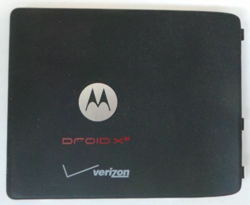 Motorola Droid X2 MB870 Standard Battery Door SJHN0731A