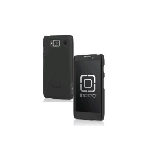 Incipio Feather Case for Motorola Droid RAZR MAXX HD XT916 - Black