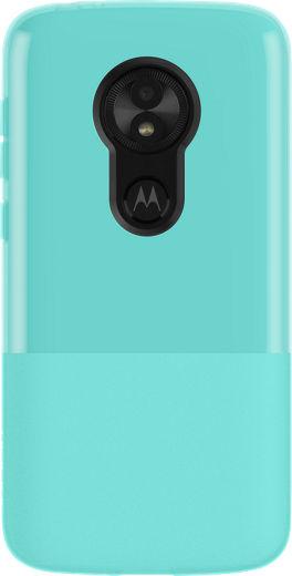 Incipio NGP Case for moto e5 play - Turquoise