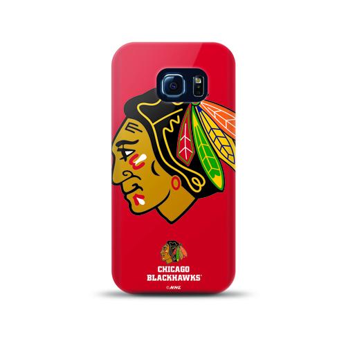 Mizco Sports NHL Blackhawks Case for Galaxy S6 Edge