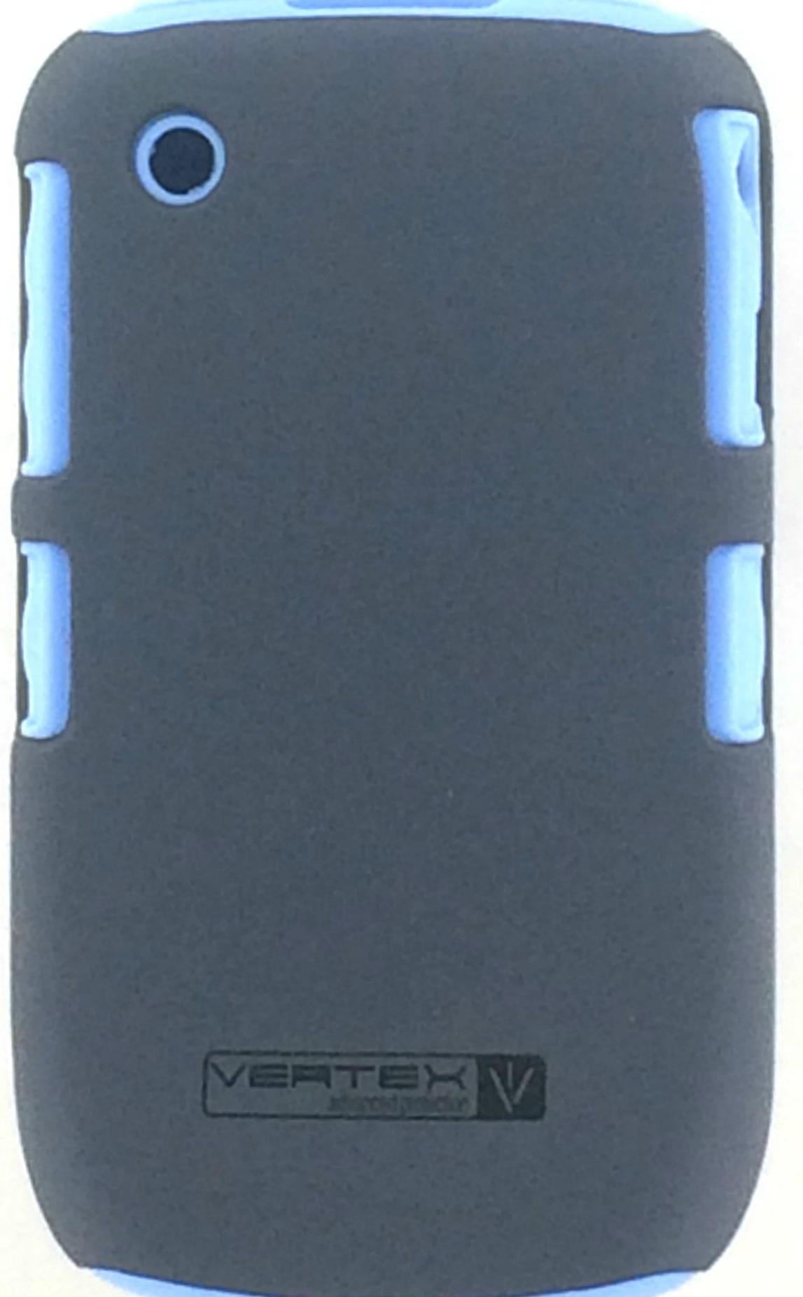 Naztech Vertex 3-Layer Case for BlackBerry 8520, 8530 - Blue