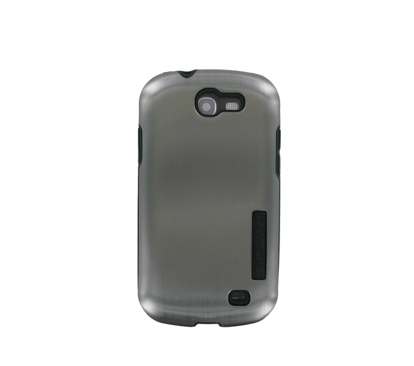 Incipio DualPro Shine Case for Samsung Galaxy Express SA-352 (Silver/Black)