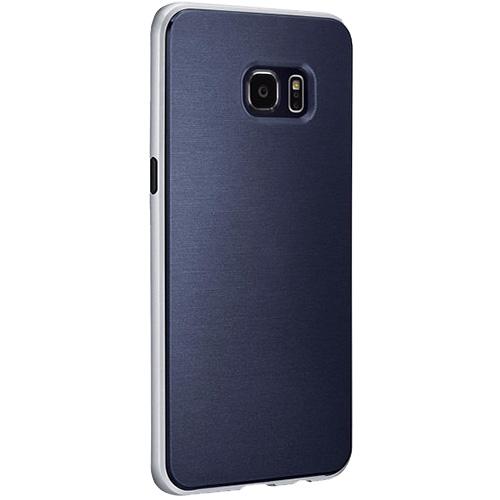 Verizon Soft Cover Bumper Case for Galaxy S6 Edge Plus - Blue