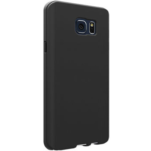 Verizon Silicone Case for Samsung Galaxy Note 5 - Matte Black