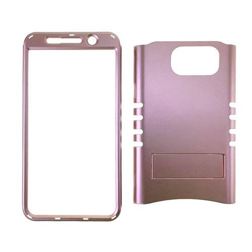 Rocker Series Slim Protector Case for Samsung Galaxy Note 5 (Metallic Rose Gold)