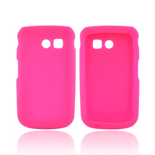 CUBE Silicone Case for Samsung Freeform 2 R360 - Hot Pink