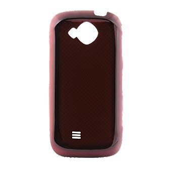 OEM Samsung Reality U820 Standard Battery Door / Cover - Red