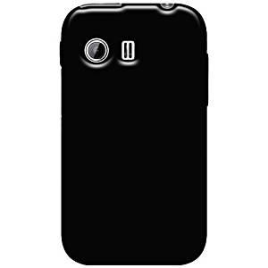 Quality One Wireless Anti Skid Slim Gel Case for Samsung Galaxy Y S5360 - Black