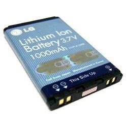 LG VX5300 VX6100 VX8100 VX8300 Battery, Standard size (SBPL0081001/LGIP-A1000E)