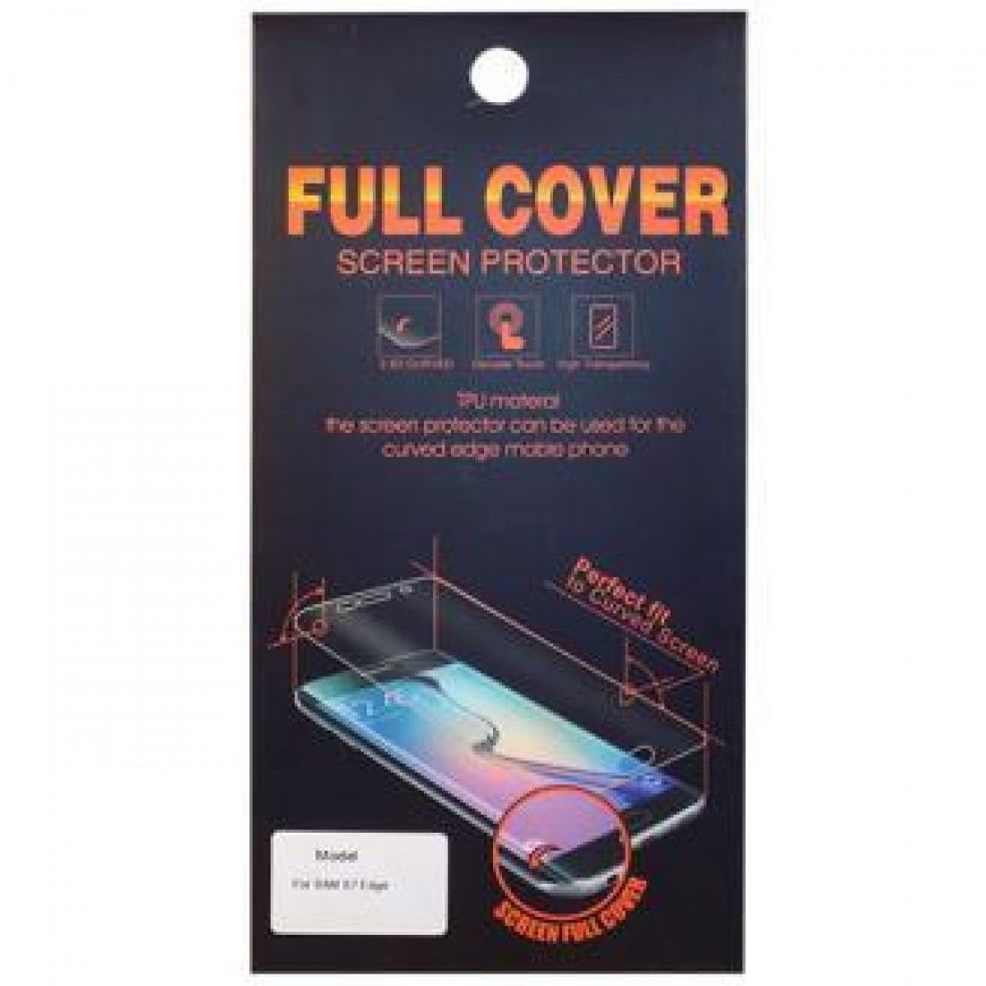 TPU CURVED SCREEN PROTECTOR FOR SAMSUNG GALAXY S7