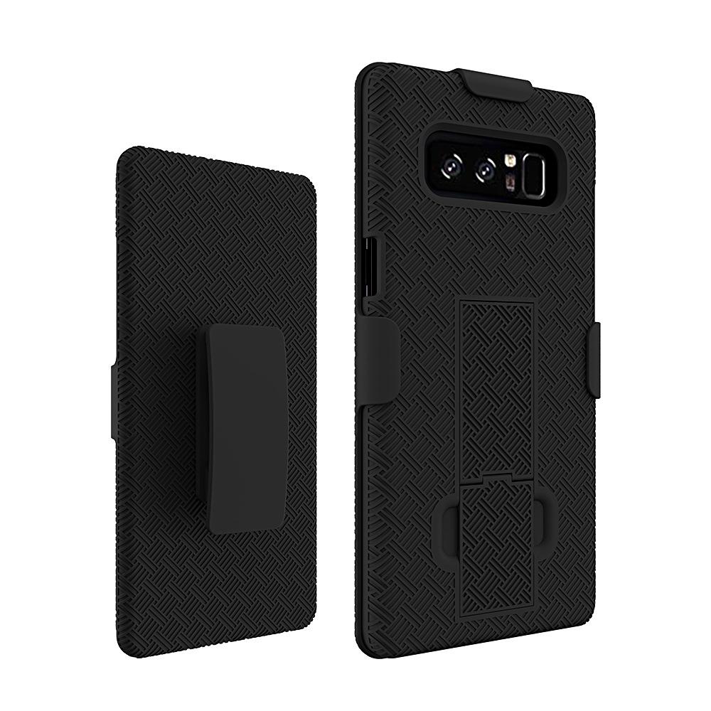 Verizon Shell Holster Combo for Samsung Galaxy Note 8 - Black