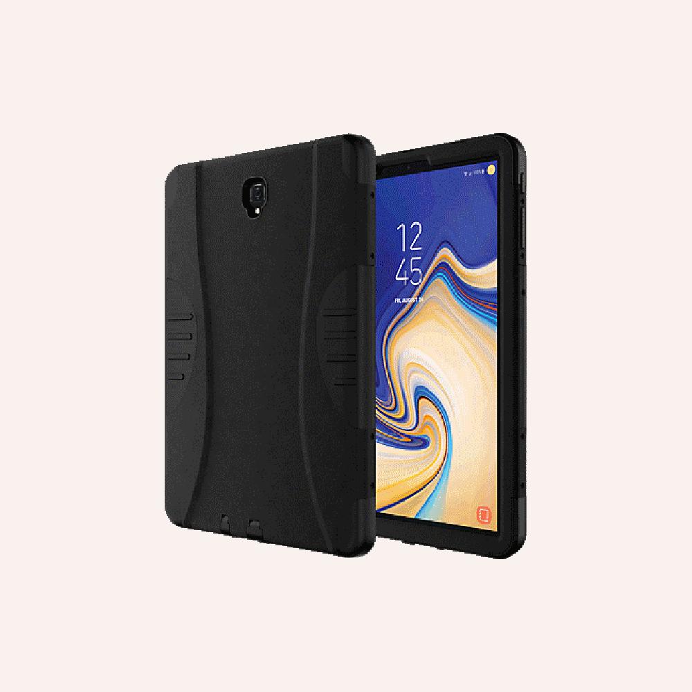 Verizon Rugged Case for Samsung Galaxy Tab S4 - Black